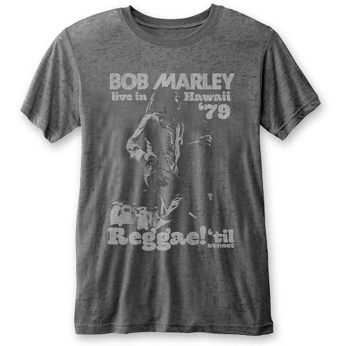 Tricou Bob Marley Hawaii