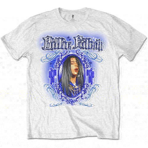 Tricou Billie Eilish Airbrush