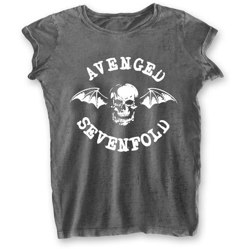 Tricou Damă Avenged Sevenfold Deathbat