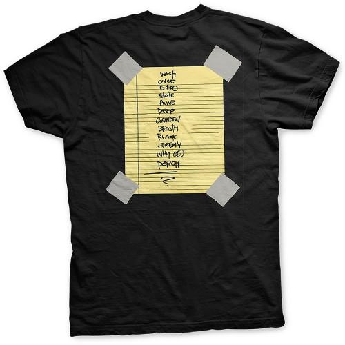 Pearl Jam Unisex Tee: Stickman (Back Print)