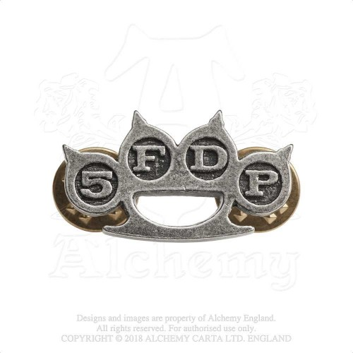 Insigna Five Finger Death Punch Knuckle Duster