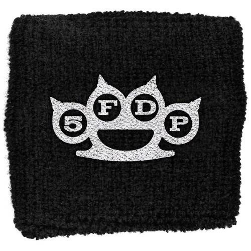 Sweatband Five Finger Death Punch Knuckles
