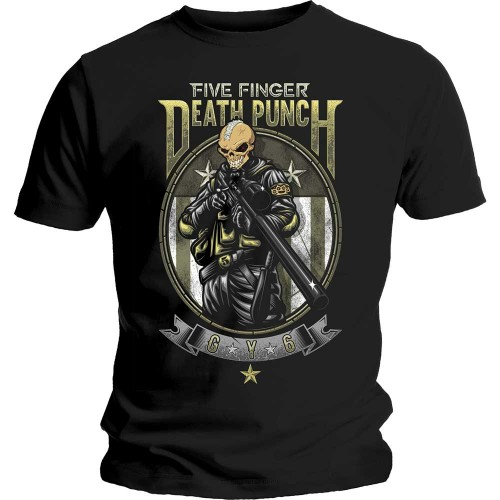 Tricou Five Finger Death Punch Sniper