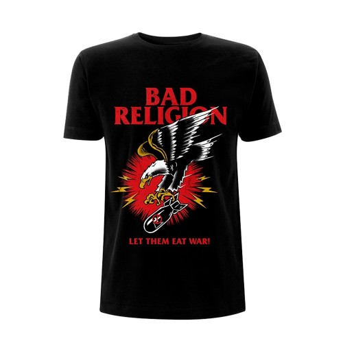 Tricou Bad Religion Bomber Eagle
