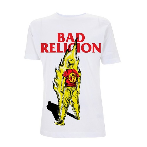 Tricou Bad Religion Boy On Fire