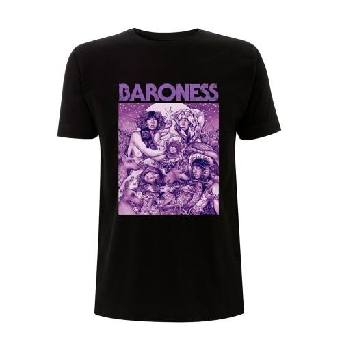 Tricou Baroness Purple Cover
