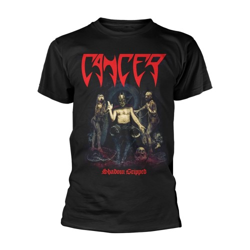 Tricou Cancer Shadow Gripped