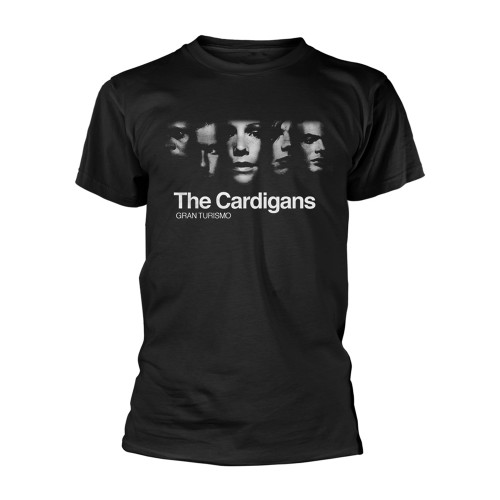 Tricou The Cardigans Gran Turismo