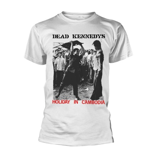 Tricou Dead Kennedys Holiday In Cambodia