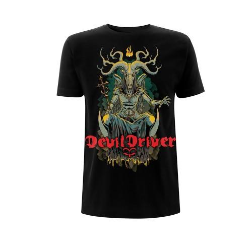 Tricou Devildriver Goat