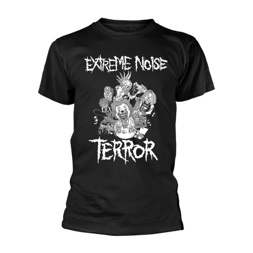Tricou Extreme Noise Terror In It For Life