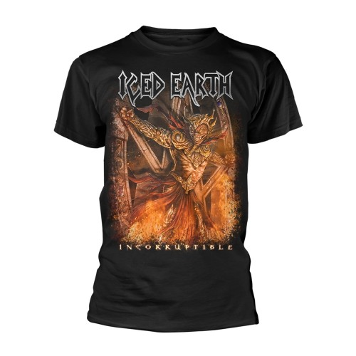 Tricou Iced Earth Incorruptible