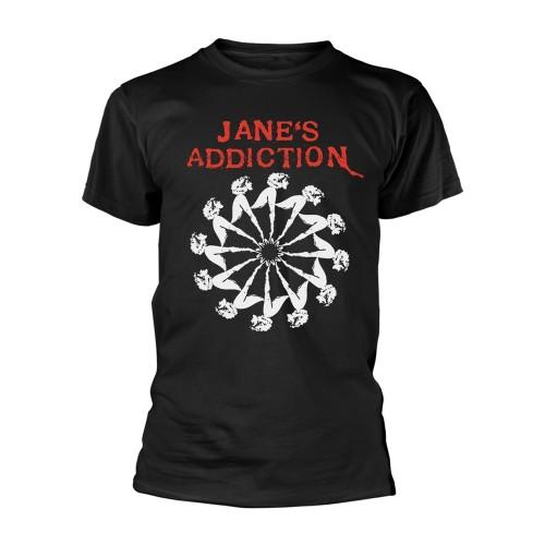 Tricou Jane'S Addiction Lady Wheel