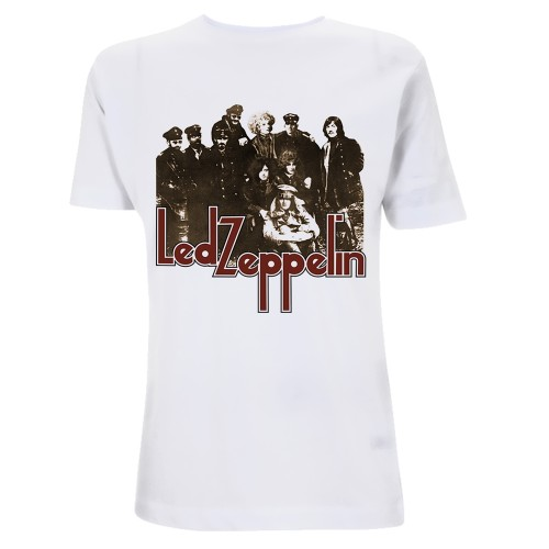Tricou Led Zeppelin Lz Ii Photo