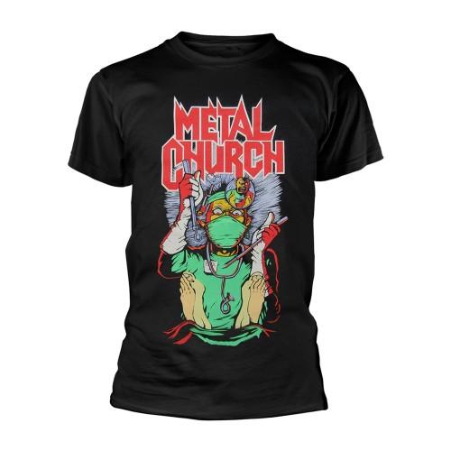 Tricou Metal Church Fake Healer