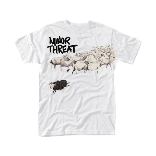 Tricou Minor Threat Out Of Step