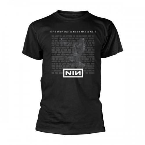Tricou Nine Inch Nails Head Like A Hole