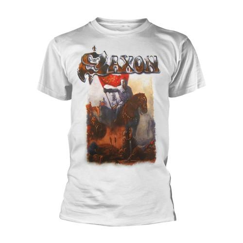 Tricou Saxon Crusader
