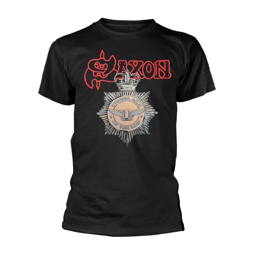 Tricou Saxon Strong Arm Of The Law