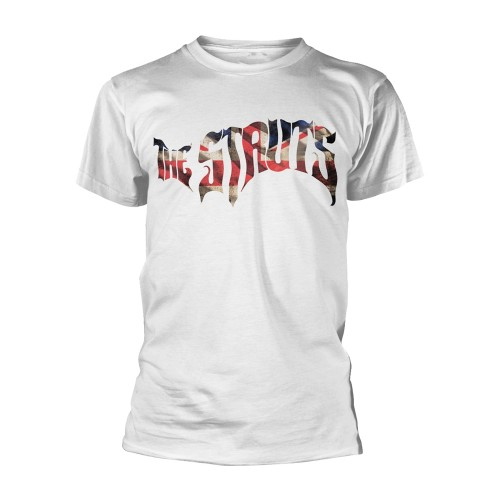 Tricou The Struts Flag Logo