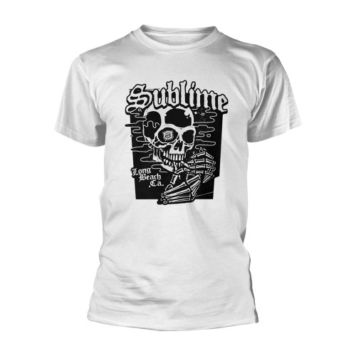 Tricou Sublime Black Skull