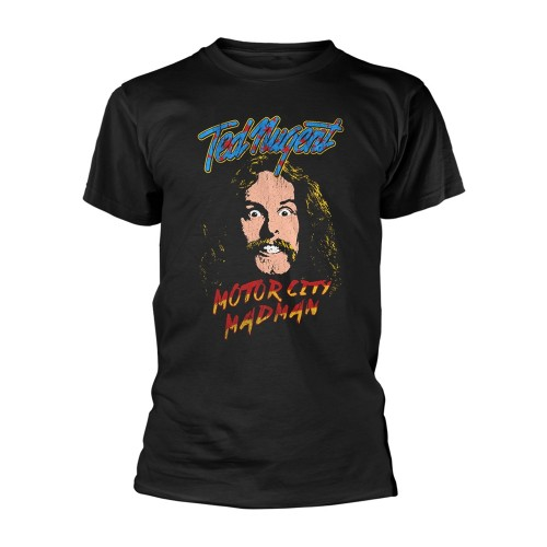 Tricou Ted Nugent Motor City Madman