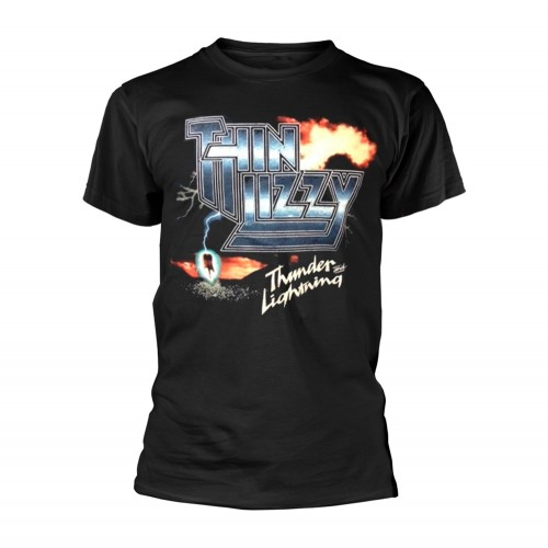 Tricou Thin Lizzy Thunder And Lightning