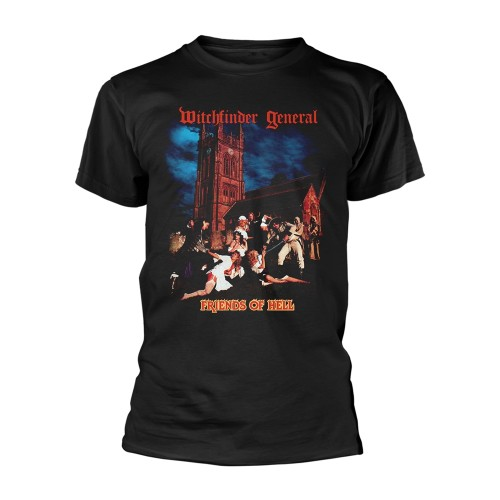 Tricou Witchfinder General Friends Of Hell
