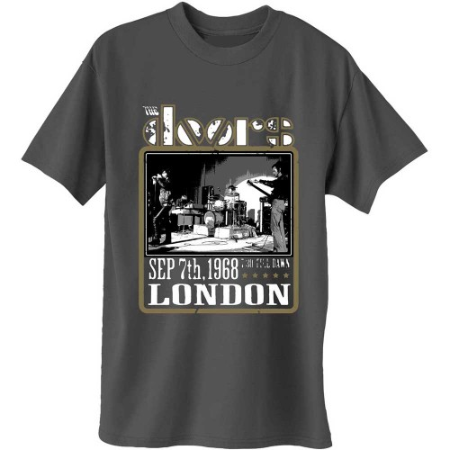 Tricou The Doors Roundhouse London