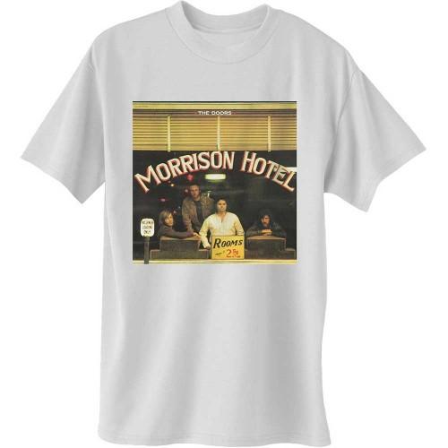 Tricou The Doors Morrison Hotel