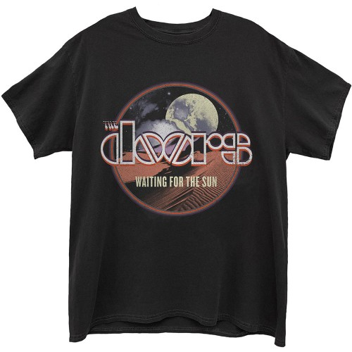Tricou The Doors Waiting For The Sun