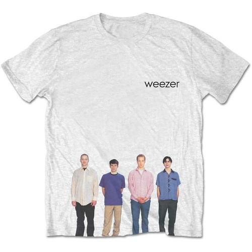 Tricou Weezer Blue Album