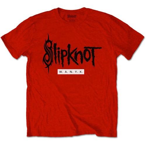 Tricou Slipknot WANYK