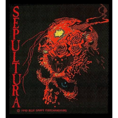 Patch Sepultura Beneath the Remains