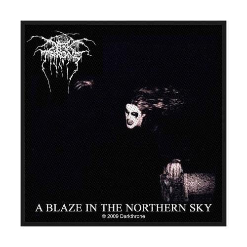 Patch Darkthrone A blaze in the northern sky