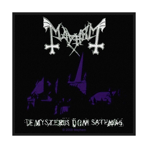 Patch Mayhem De Mysteriis Dom Sathanas