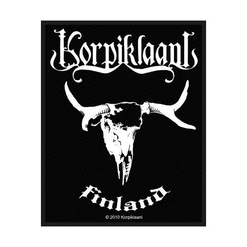 Patch Korpiklaani Finland