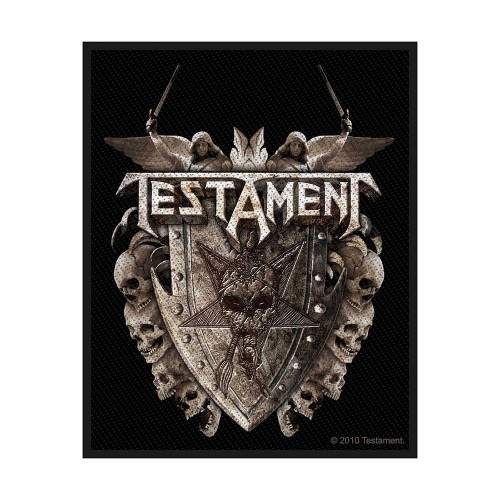 Patch Testament Shield