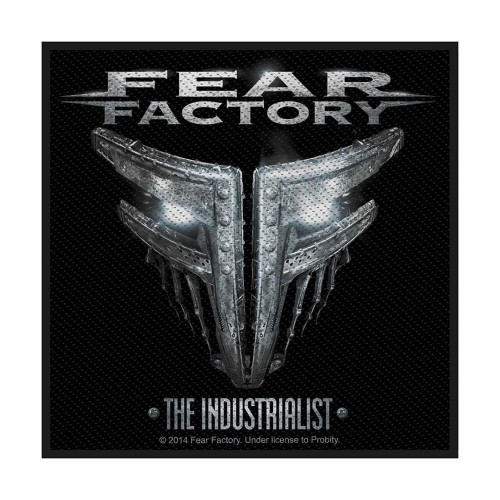 Patch Fear Factory The Industrialist
