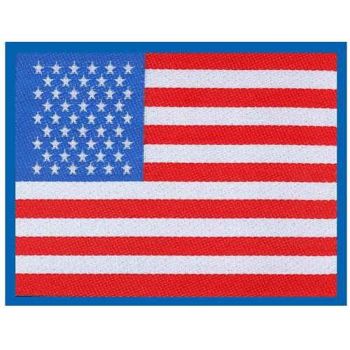 Patch Generic Stars & Stripes Flag