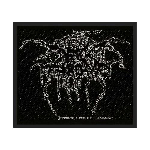 Patch Darkthrone Lurex Logo