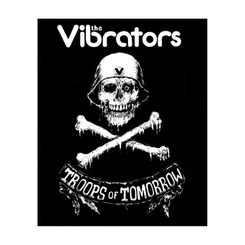 Patch The Vibrators Troops of Tomorrow