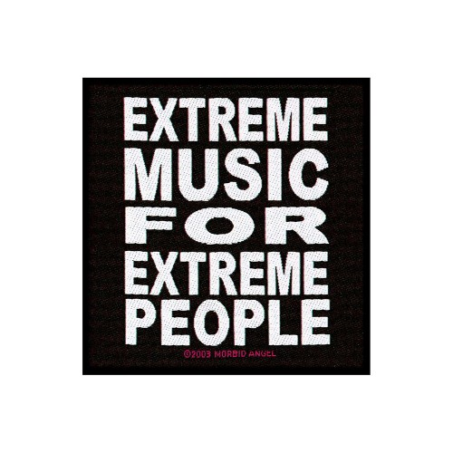 Patch Morbid Angel Extreme Music