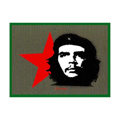 Patch Che Guevara Star