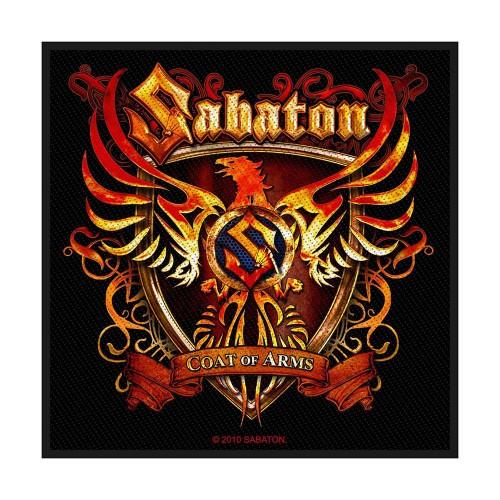 Patch Sabaton Coat of Arms