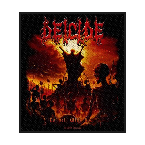 Patch Deicide To Hell With God