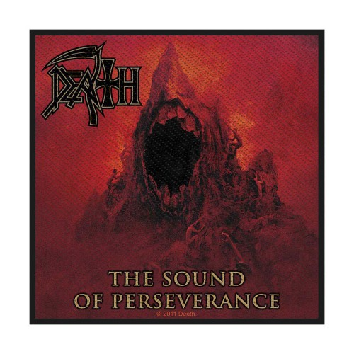 Patch Death Sound of Perseverance
