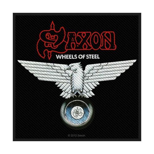 Patch Saxon Wheels of Steel
