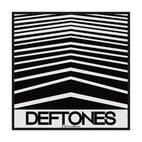 Patch Deftones Abstract Lines