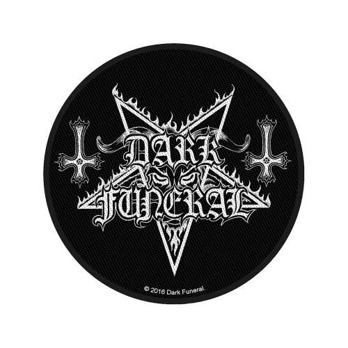 Patch Dark Funeral Circular Logo